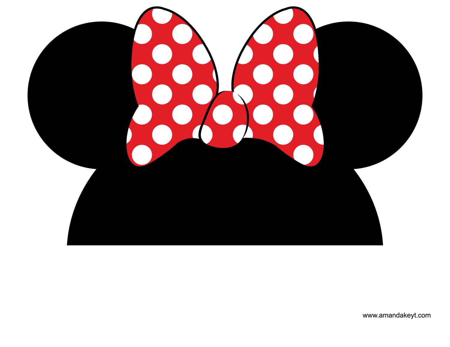 image about Minnie Mouse Photo Booth Props Printable named Pin by way of Deb Mellon upon All components DISNEY Photobooth props