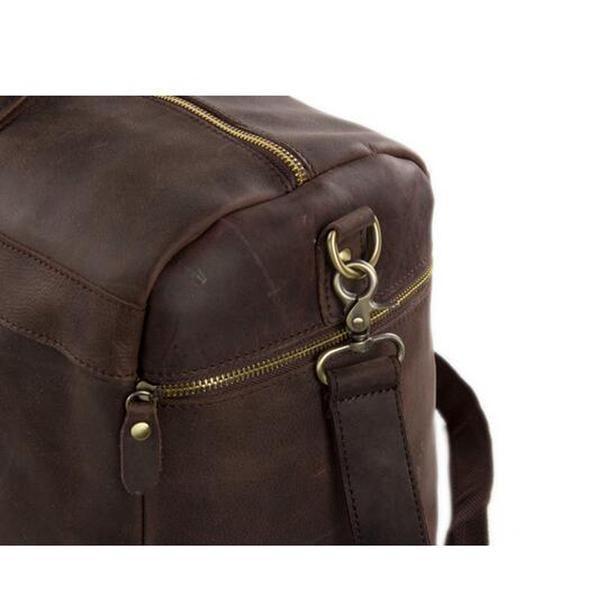 cc798a776f Vintage Genuine Leather Cowhide 23