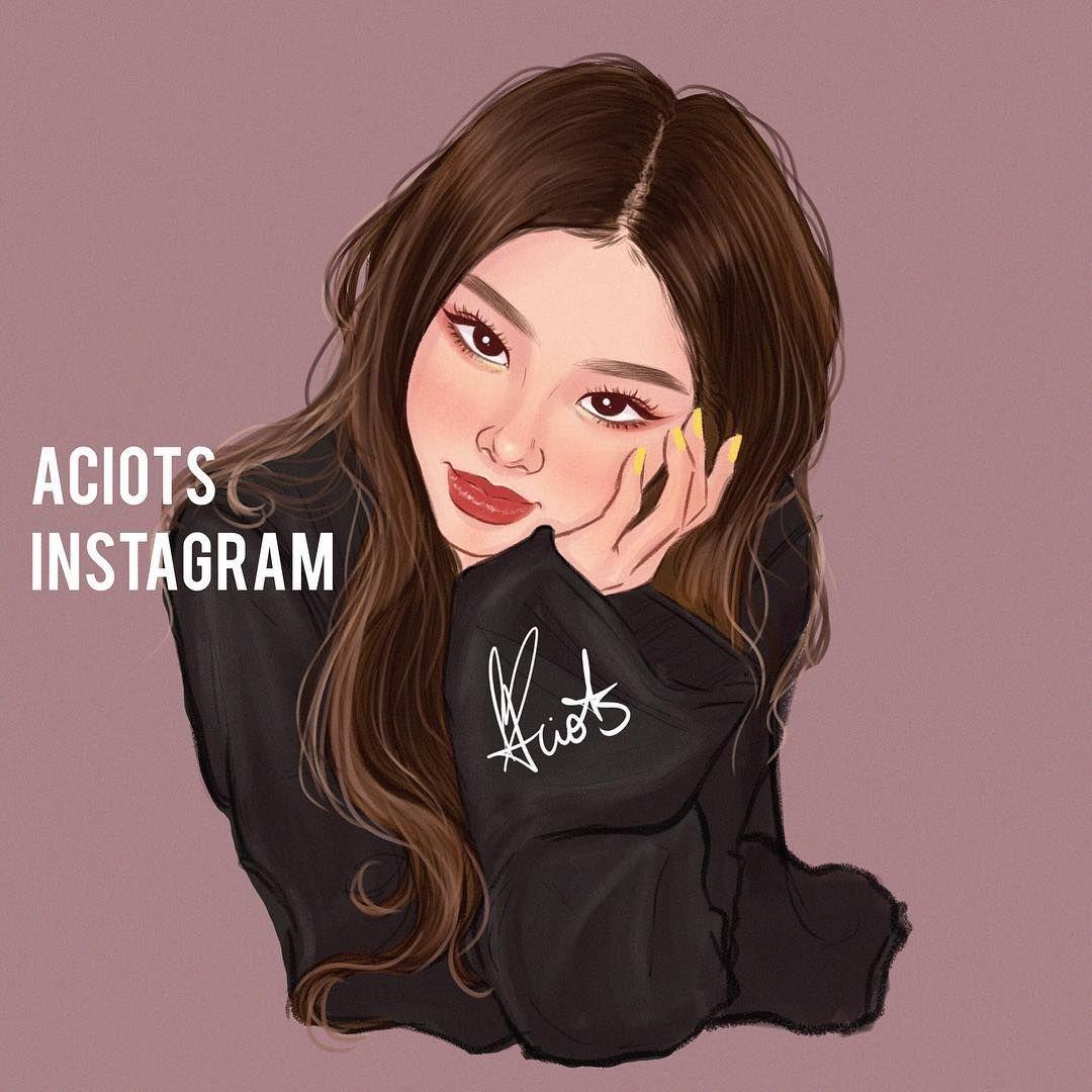 Aciots On Instagram Rose Blackpinkfanart Rosefanart