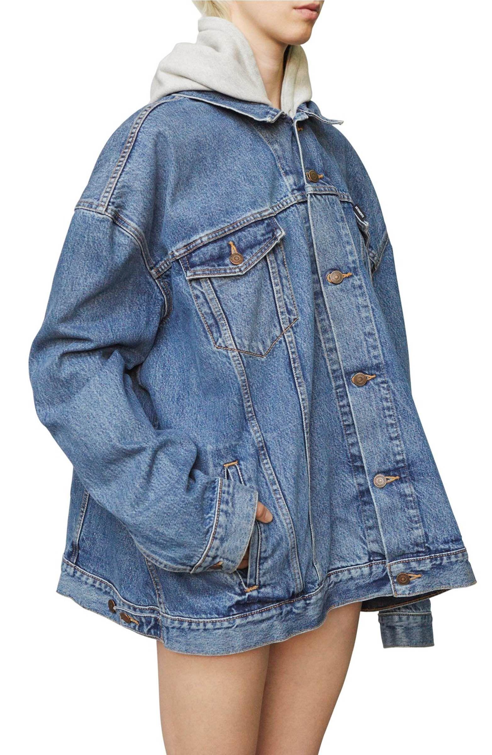 Main Image - Vetements x Levi's® Denim Jacket