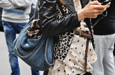layered leopard