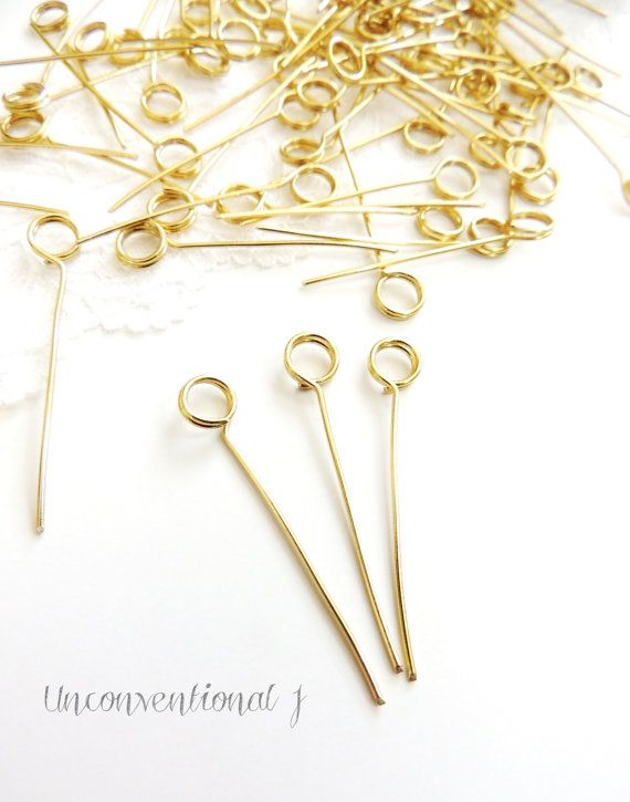 gold or silver wire place card holders diy swirl stems picks