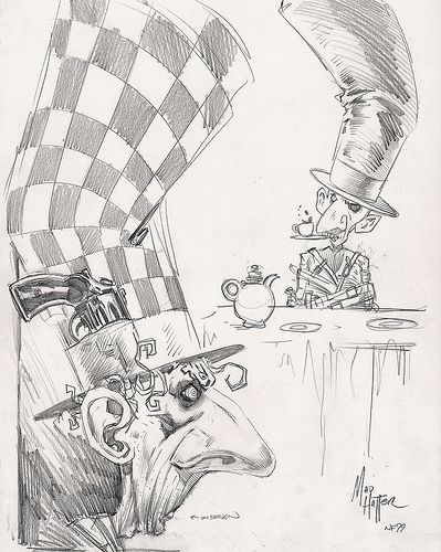 Mad Hatter American Mcgee S Alice Alice In Wonderland Mad