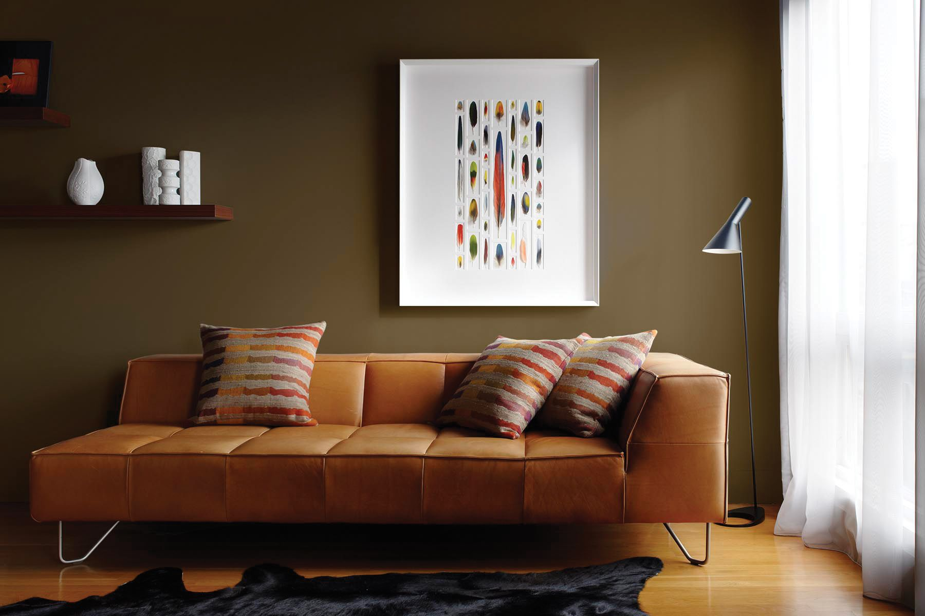 The perfect place to get cosy... | Living room color ...