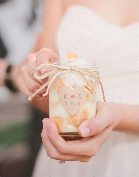 www.wonderlandbaked.com can make this dream wedding mason jar dessert come true! <3