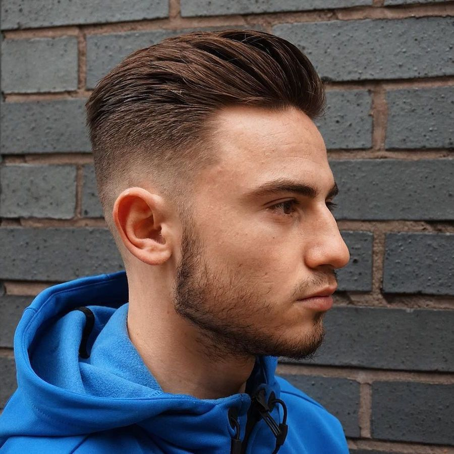 Trendy haircuts for men pin by haleynewbold on menus hairstyles for short medium and thick