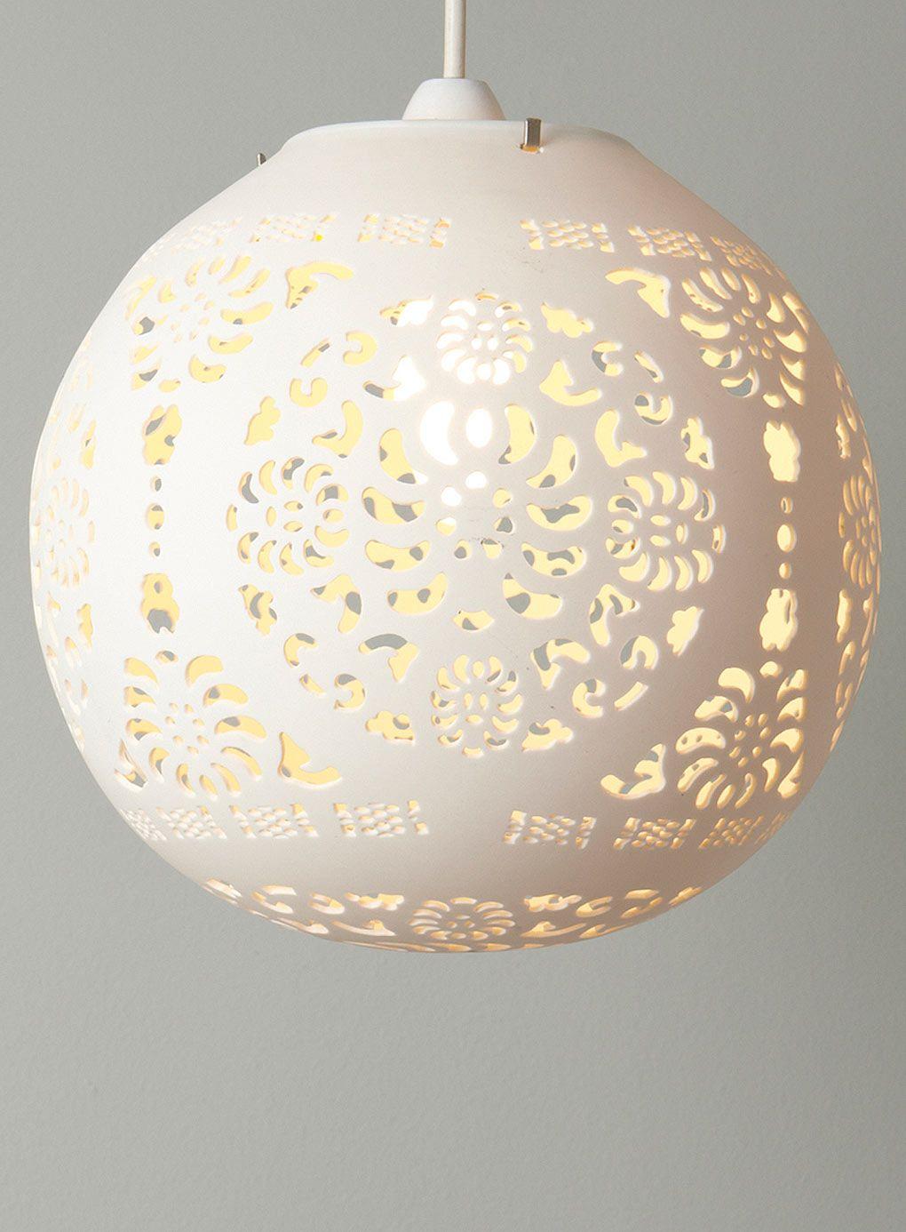 Bedroom Ceiling Lights Bhs : Alida ball easyfit ceiling light