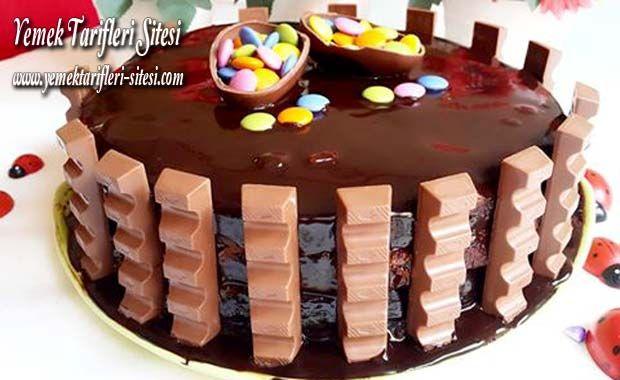 Kolay Çikolatalı Yaş Pasta Tarifi | Yemek Tarifleri Sitesi ...