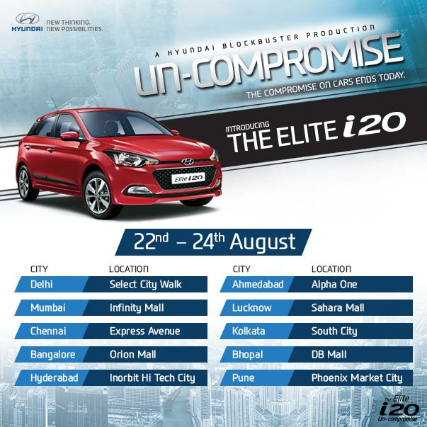 Theelitei20 Is Coming To The Nearest Mall In Your City Mark Your Date Because It Is Going To Be Full Of Fun Chennai Express City Hyundai