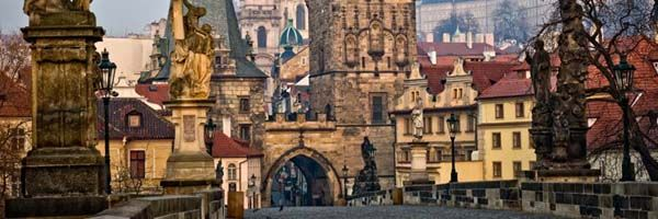 Las 10 mejores ciudades de Europa para viajar solo: Praga (Rep. Checa)