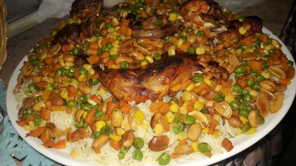 الاوزي السوري وصل كله يوسع زاكي Main Dishes Rice Dishes Dishes