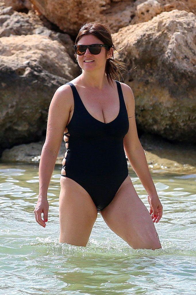 Amber bikini thiessen tiffani