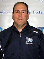 Eric Dubois  Head Coach Acadie Bathurst Titans