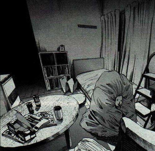 leonid-grib | Horror art, Manga art, Art