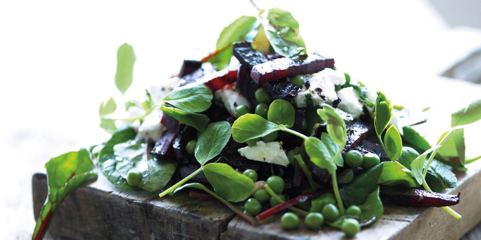 Perfect served as a midweek lunch or healthy side salad