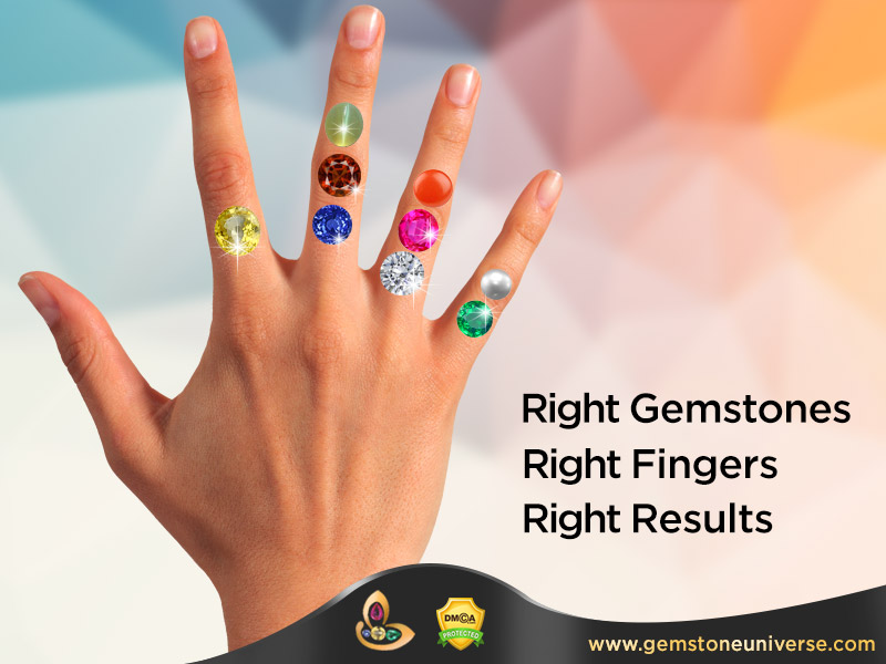 Why Wear Gemstone in Left Hand Benefits of Wearing