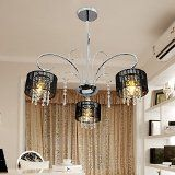 http://ift.tt/1R36cjZ OOFAY LIGHT Simple and elegant 3-head crystal chandelier Fashionable crystal chandelier for dining room Modern crystal chandelier of living room