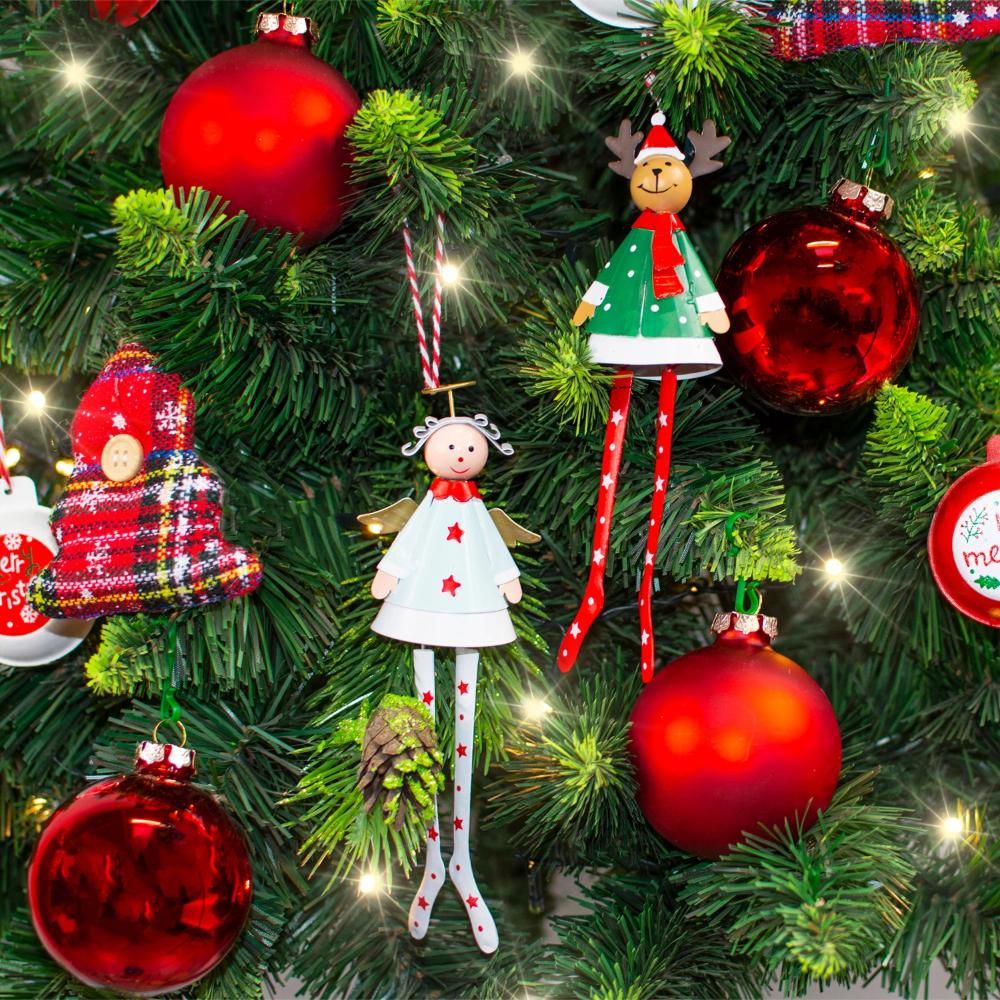 Bombki Choinkowe Skandynawskie Komplet 27 Szt 9910956291 Allegro Pl Christmas Ornaments Holiday Novelty Christmas