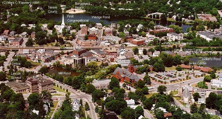 "Winchester, MA - Aerial Shot - - FuTurXTV  Funk Gumbo Radio: http://www.live365.com/stations/sirhobson and ""Like"" us at: https://www.facebook.com/FUNKGUMBORADIO"