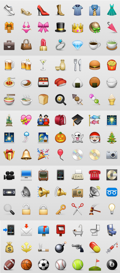 Emoji Keyboard On Ios 5 Iconathon Pinterest Emoji Keyboard And
