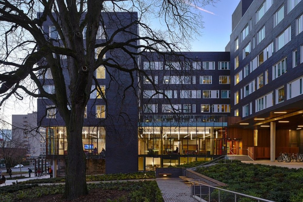 Seattle Apartment Guide gallery of west campus student housing / mahlum - 20 | student