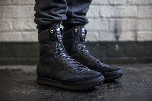 The Gsg9 Boot Follows The Military Story And Matches The