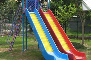 Outdoor Slide For Toddlers