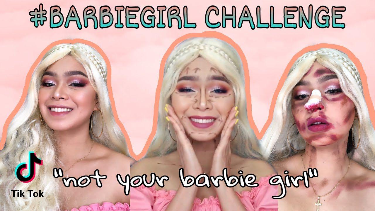 Barbie Girl Challenge Tiktok Trend By Jharna Bhagwani Youtube Barbie Girl Barbie Challenges