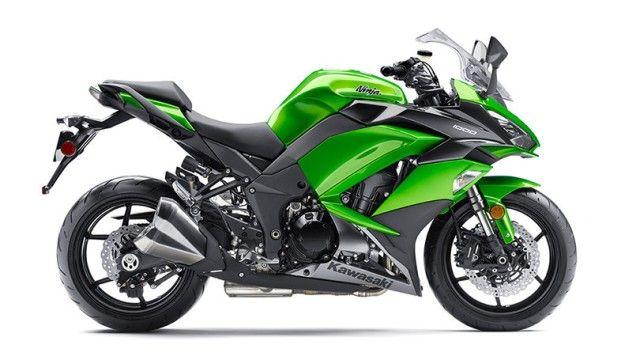 Kawasaki Ninja 1000 2017 Kawasaki Ninja Kawasaki