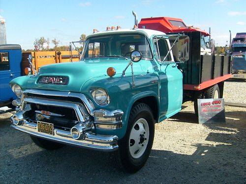 1955 Gmc 350 Gmc Trucks Cool Trucks Old Trucks