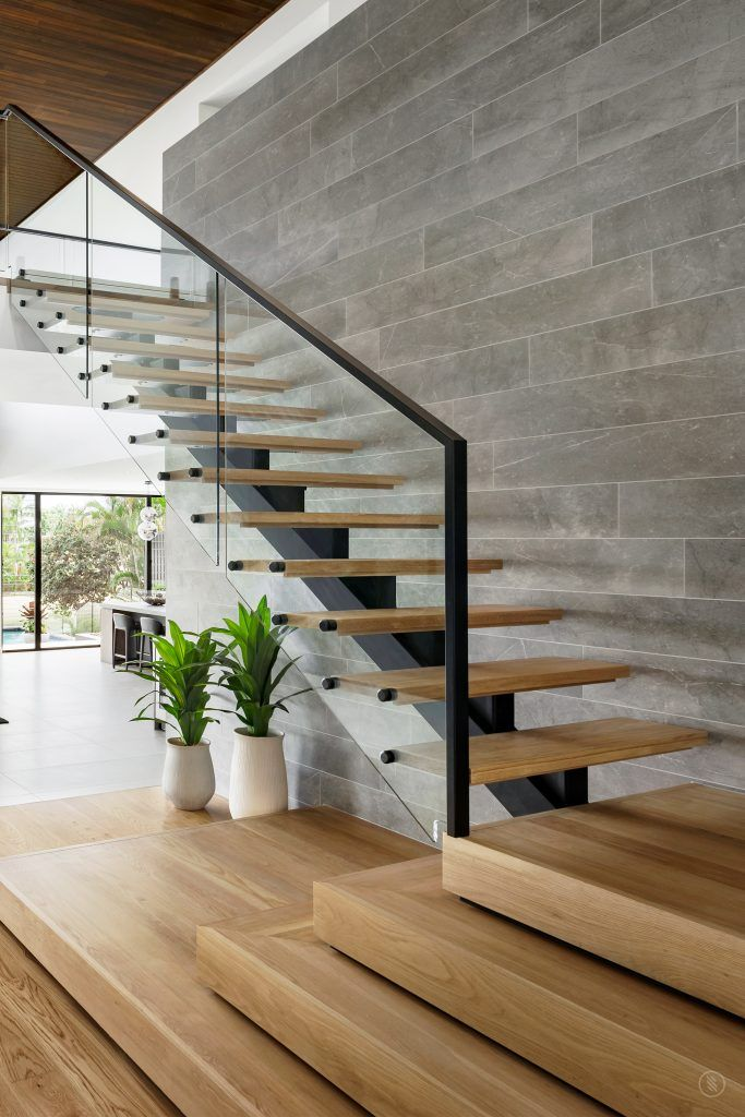 Stairs Staircase Builder Handrails Melbourne Brisbane Gold