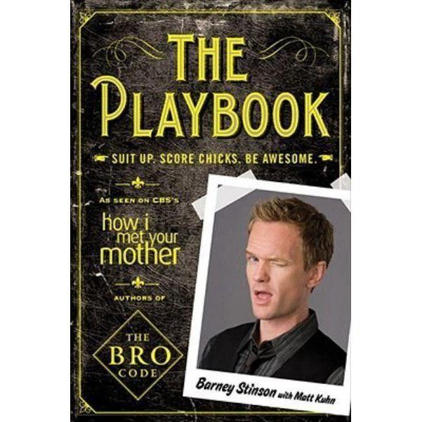 Barney Stinson with Matt Kuhn: The Playbook (7,74€)