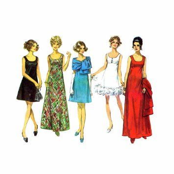 Cheap Vintage Dress Sewing Patterns Free, find Vintage Dress ...