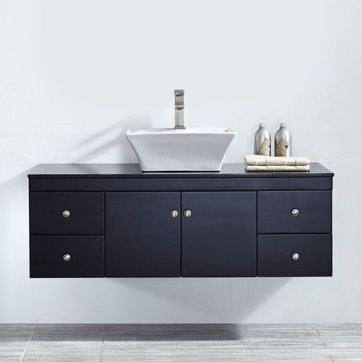 "Vinnova Ravenna 48"" Single Vanity Set"