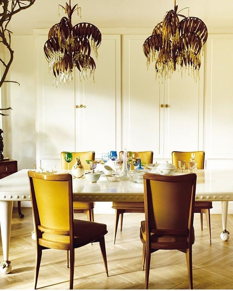 Chandeliers to die for and sunshine vintagechandelier chandeliers to die for and sunshine vintagechandelier chandeliers chandelier interiors interiorinspo diningroomdecor diningroom yellowch aloadofball Choice Image