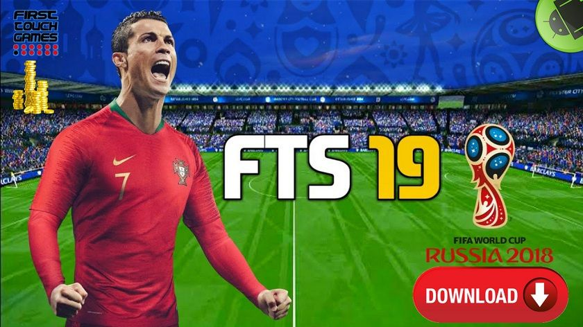 Fts 2019 Mod World Cup Russia Android Download Android Mobile Games Fifa Games World Cup
