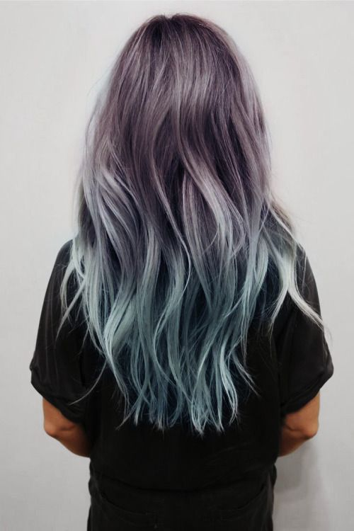 bo love life | Beauty | Pinterest | Blue hair, Braided waves and ...