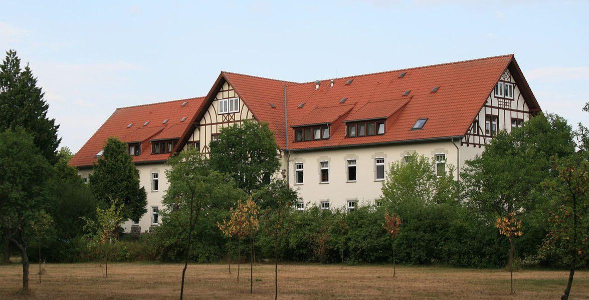 Friedensau (Sachsen-Anhalt): Friedensau ist ein Ortsteil der Stadt Möckern im Landkreis Jerichower Land in Sachsen-Anhalt.