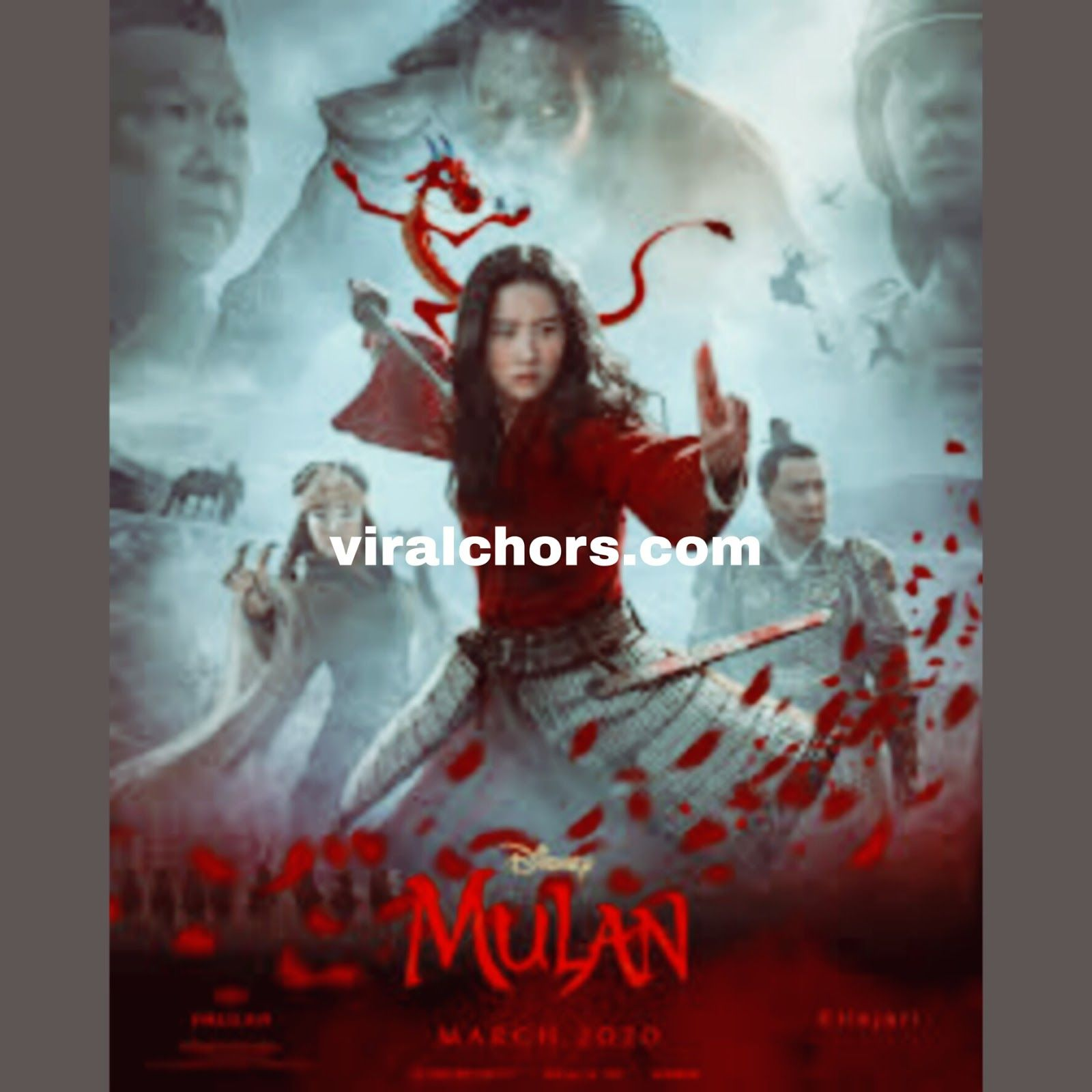 Watch Mulan (2020) Full Movie Telugu - YoutubeMoney.co