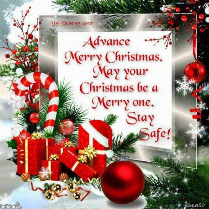 Advance Merry Christmas Wishes Merry christmas quotes