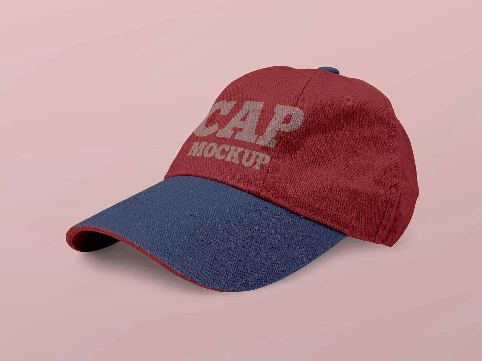 Download 2 Free Curved Cap Mockups Psd Set Mockup Psd Mockup Psd Template Free