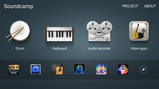 Samsung's Soundcamp Android App – An Garageband Alternative