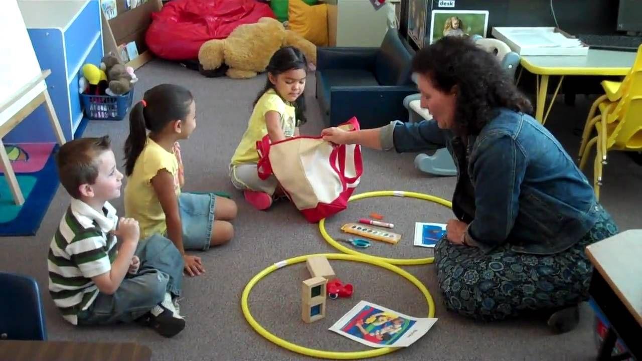 speech and language activities for kindergarten classes ...