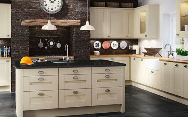 Magnet winchester cream kitchen ideas for the house for Kitchen ideas magnet