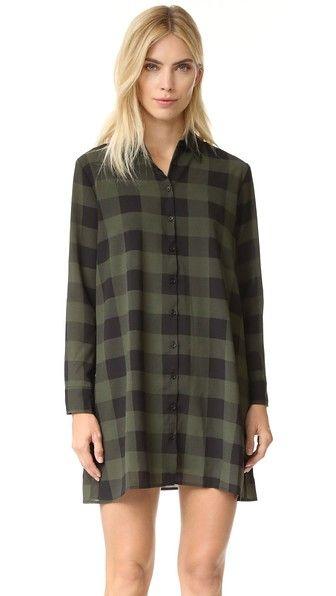 4917e0dc168 BB DAKOTA Holly-Anne Buffalo Plaid Dress.  bbdakota  cloth  dress  top   shirt  sweater  skirt  beachwear  activewear