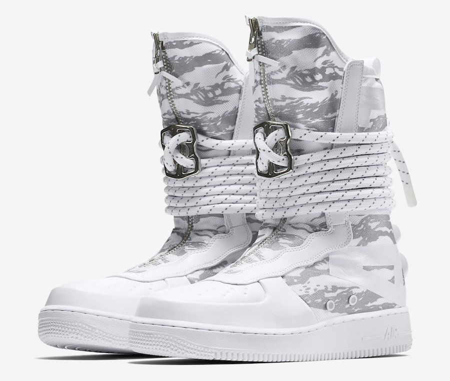 Official Images Of The Nike Special Field Air Force 1 High