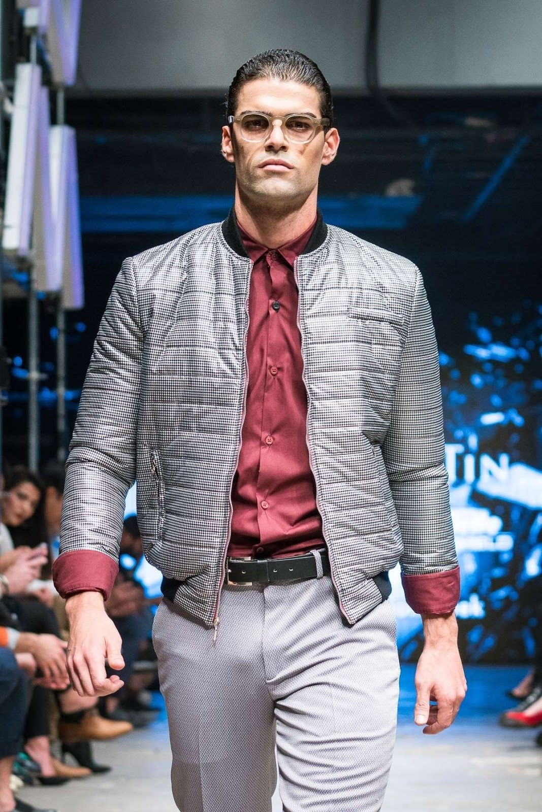 Galo Bertin Fall-Winter 2017/18 - Mercedes-Benz Fashion Week México