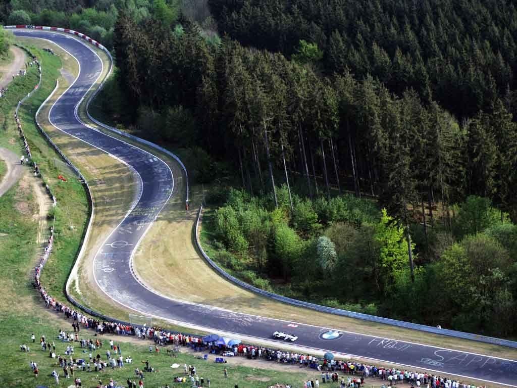 Resultado de imagen para nurburgring