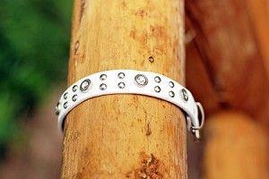 Bling Buckle Bracelet