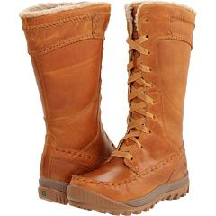 Timberland Mount Holly Leather Lace Up Boots  c6a9f5b400d5